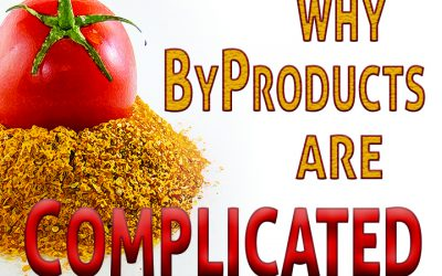 Why Byproducts Are Complicated