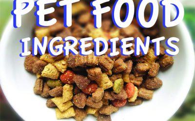 Pet Food Ingredients